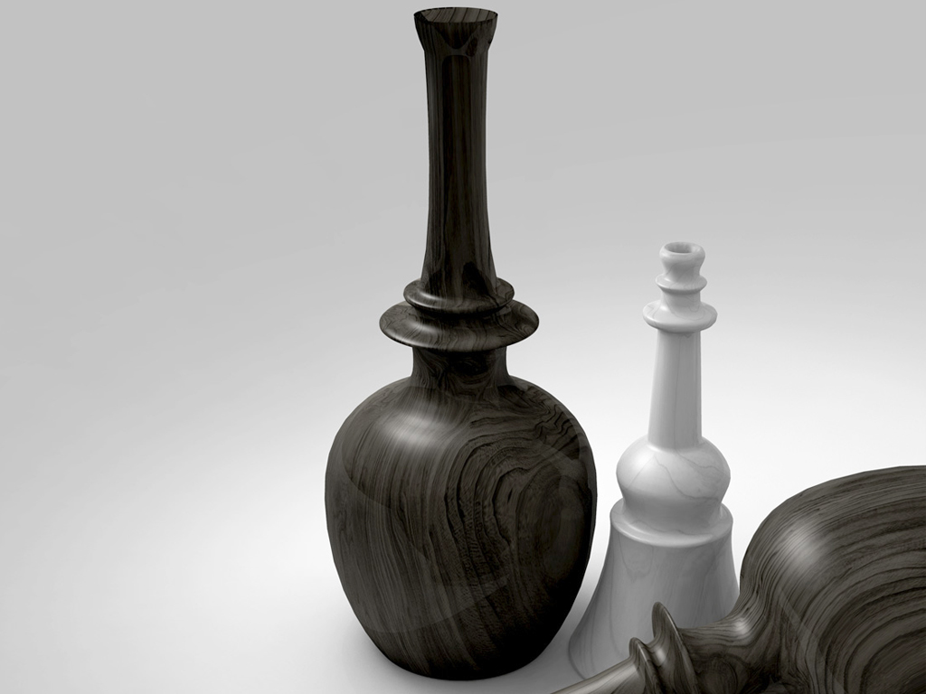 CheckMate Vase Set by SIDD